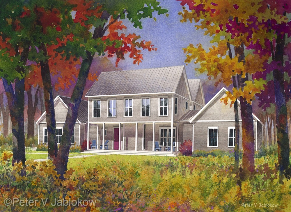 Deerpath Farms, 5 Bedroom home