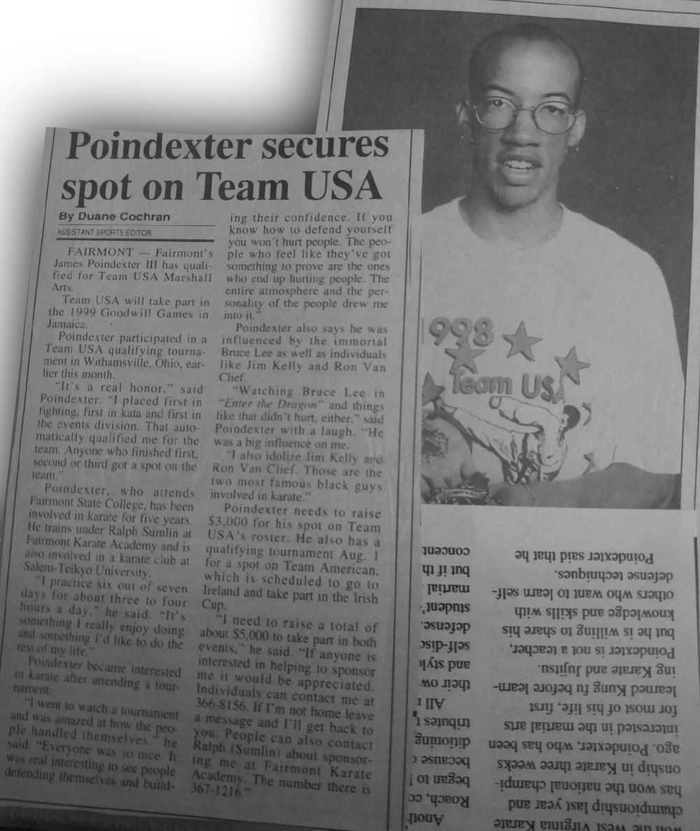 Poindexter Secures Spot on Team USA