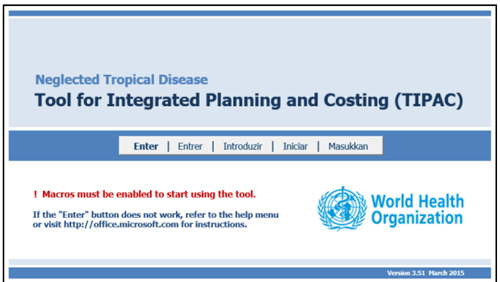 Tool for Integrated Planning and Costing (TIPAC)