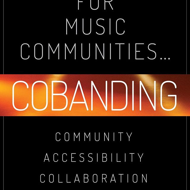 Start #Cobanding today: http://www.cobanding.org