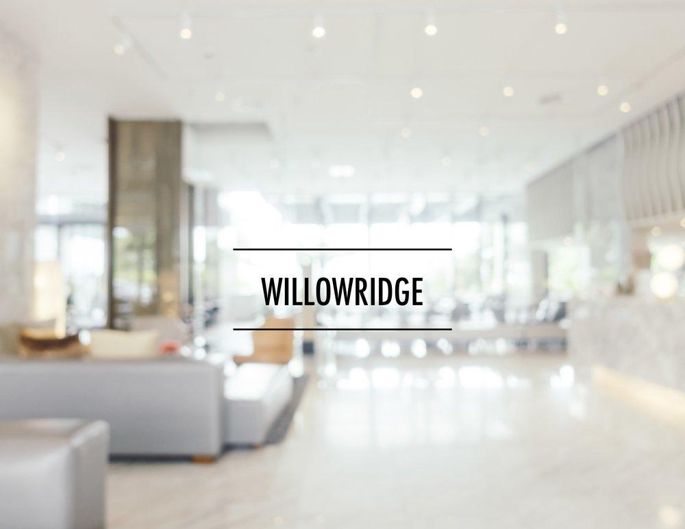 WILLOWRIDGE