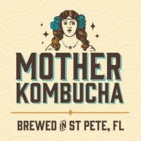 Mother Kombucha - Kombucha is a living, probiotic tea that has long been associated with wellness and vitality. The result is a sparkling, refreshing beverage that is a little sweet and a little tart, often compared to apple cider. We flavor our kombucha with spices, herbs and tinctures to enhance their taste and benefit. All our kombucha is certified USDA organic, 100% vegan, non-gmo and gluten-free.