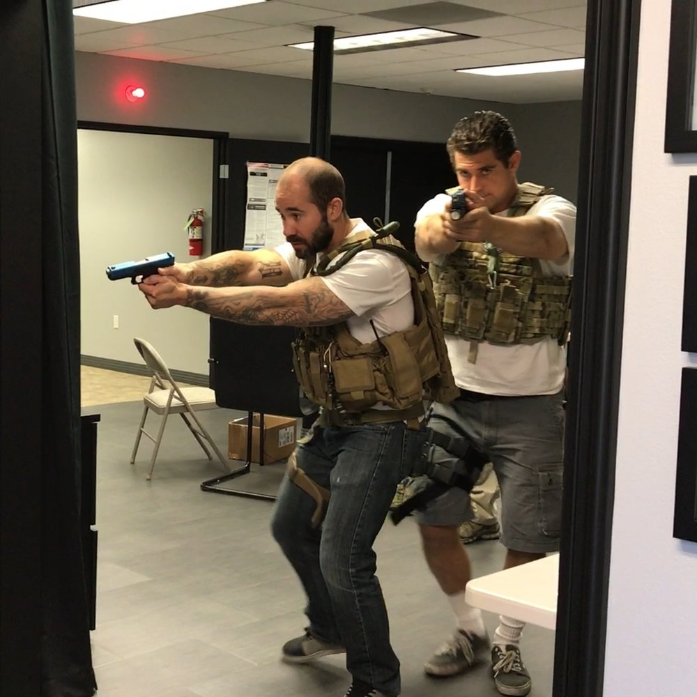 training — sure shot