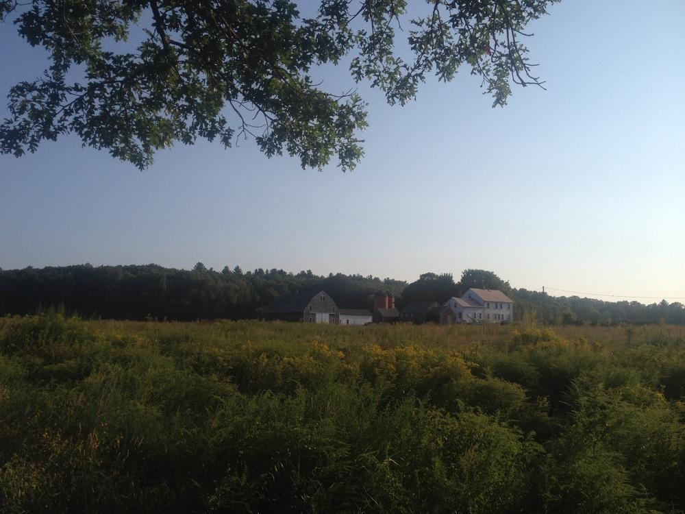 Historic Snake Den Farm in Johnston, Rhode Island