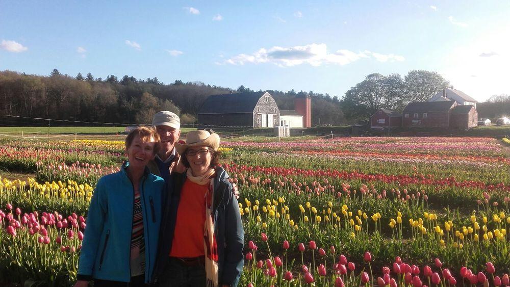 Show Garden 5/8/2016 Keriann with Jeroen's Parents