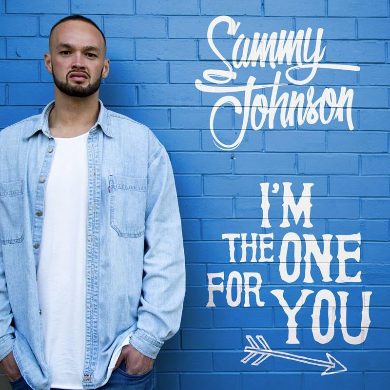 Sammy_johnson_music_im the one for you.jpg