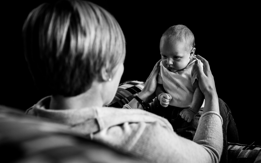 Moncton Newborn Documentary Photographer