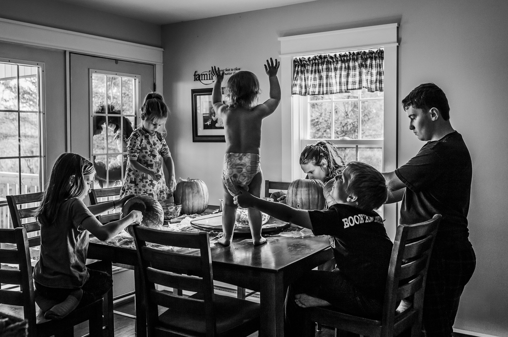 Moncton Photographer Tara Geldart specializing in newborn, baby, child and family documentary photography