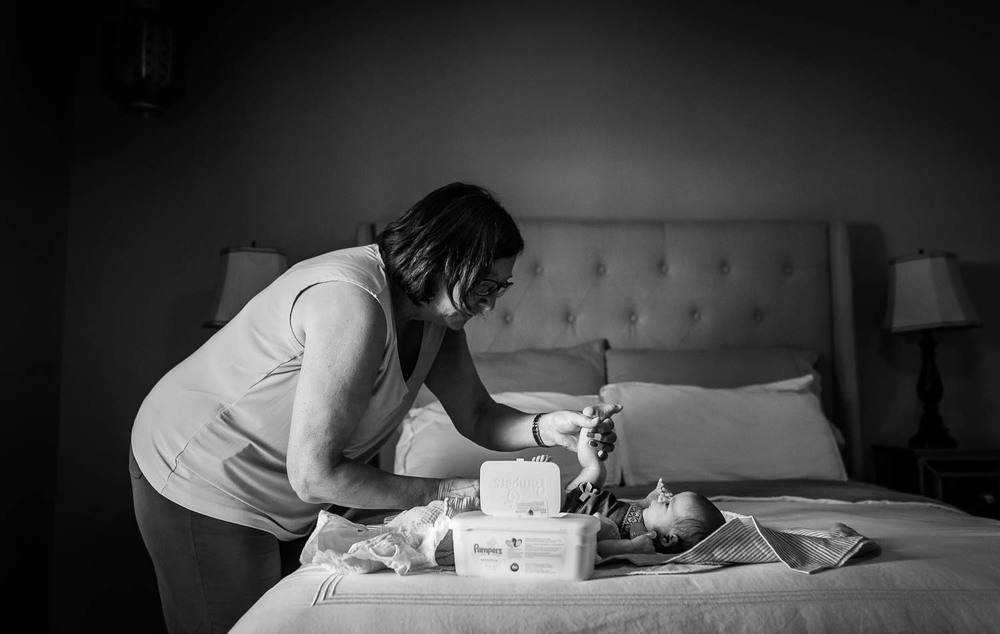 Moncton Newborn Photographer