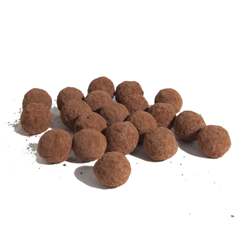 Mini Salty Balls — Temper Pastry