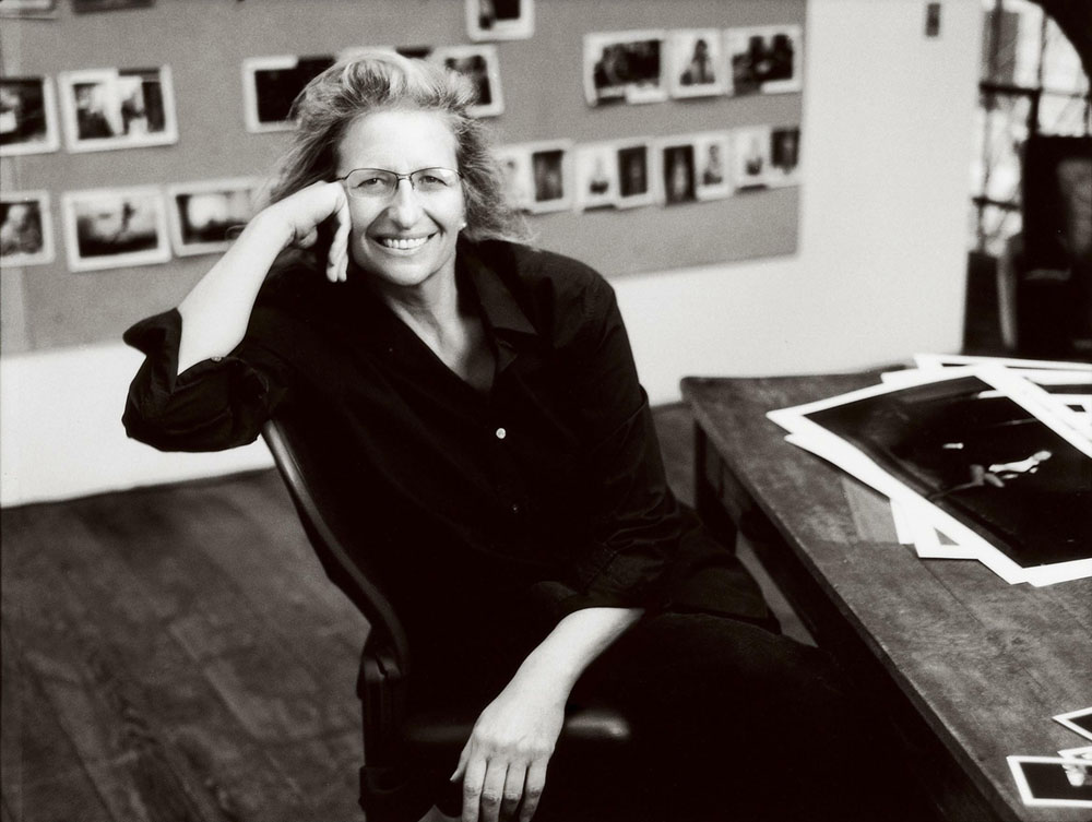 Self Portrait by Annie Leibovitz