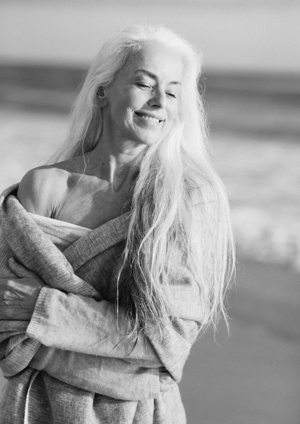 French model Yasmina Rossi: biography, career, personal life 16