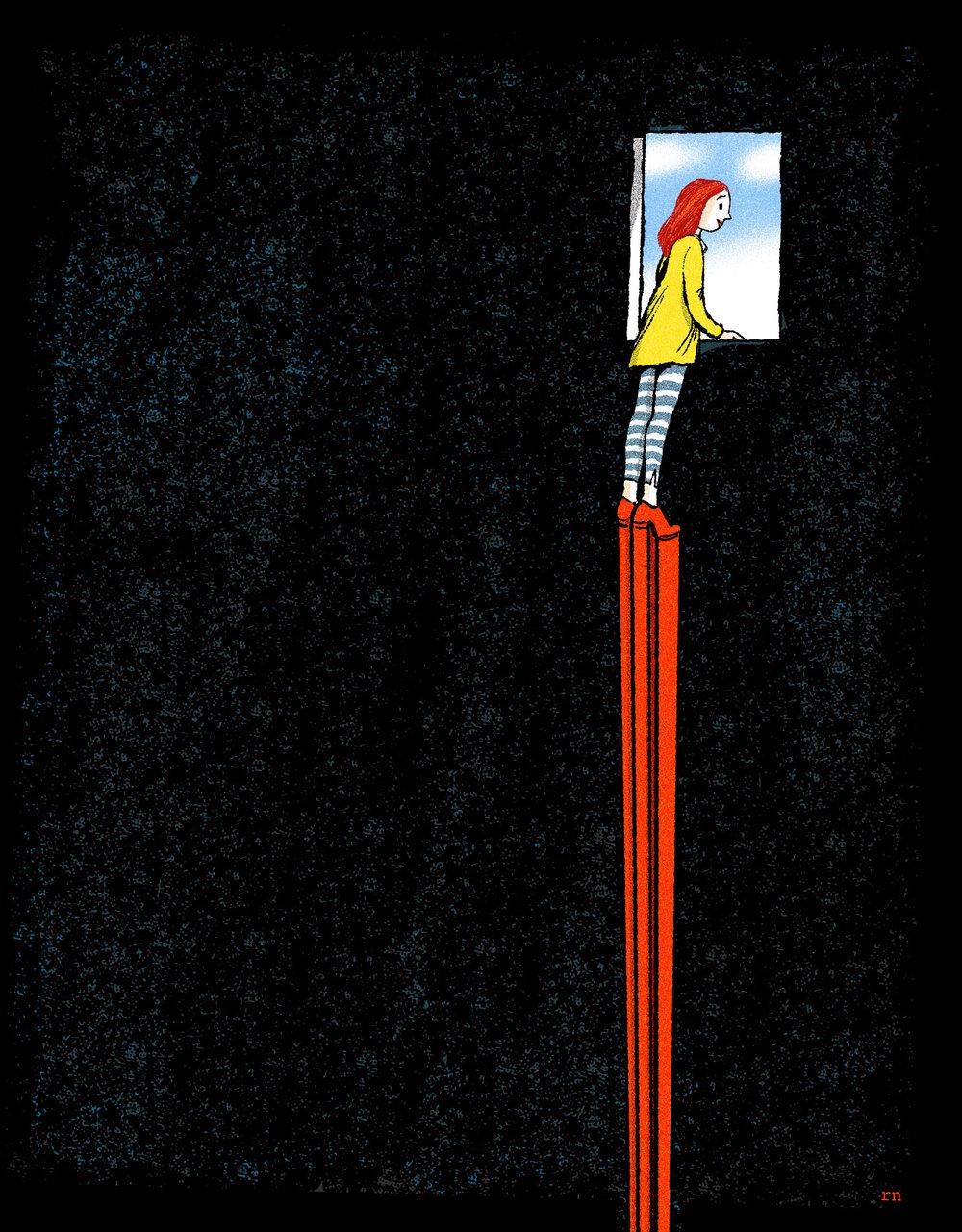 Illustration:Robert Neubecker -