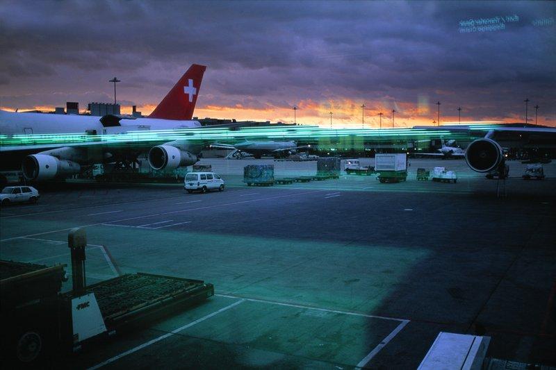 Airport.Fischli and Weiss -