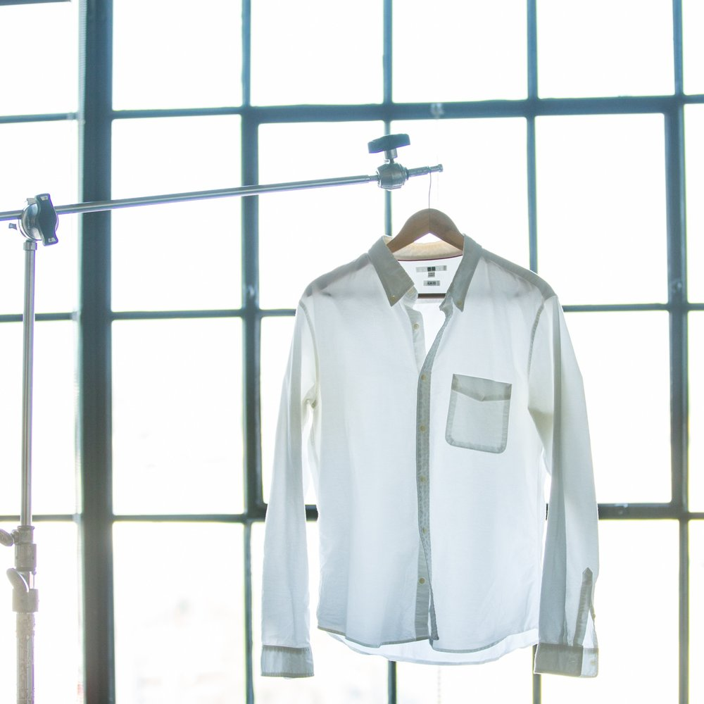 Keep it simple, keep it classic and you can't go wrong. - fashion: the summer white button down