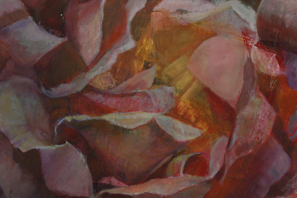 Big Rose (detail)