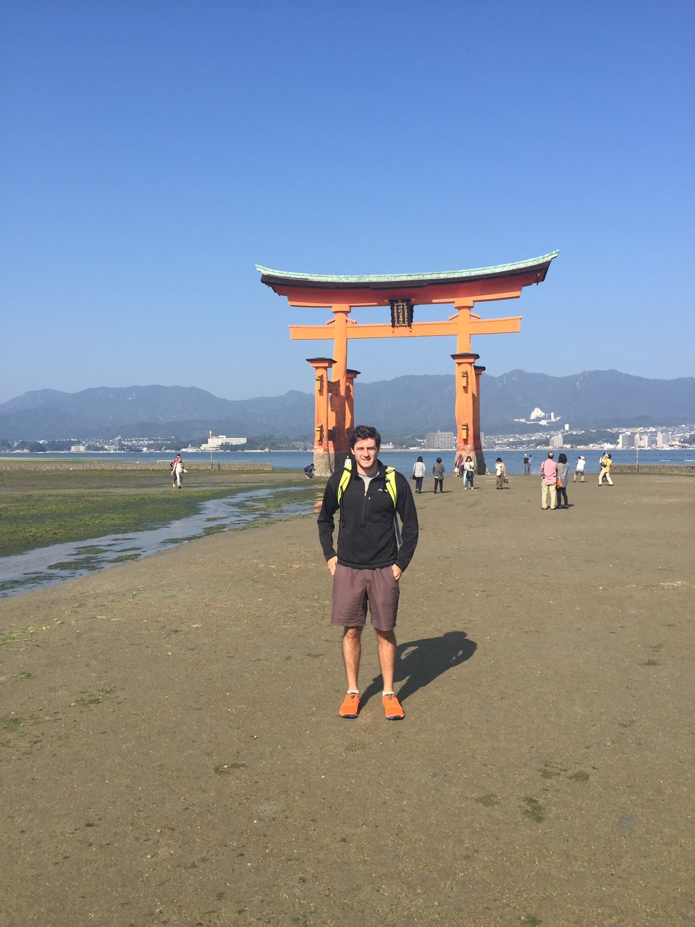 Miyajima- low tide