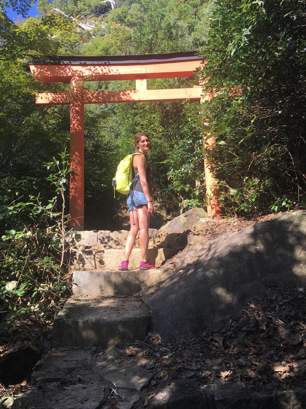 Miyajima hike
