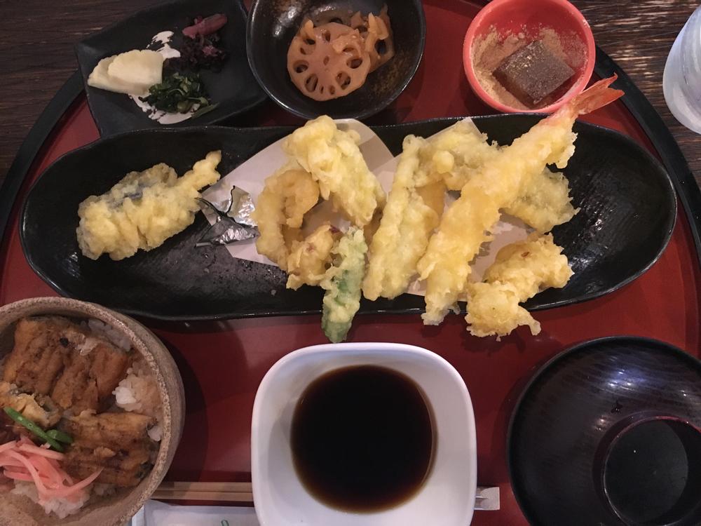 Miyajima lunch