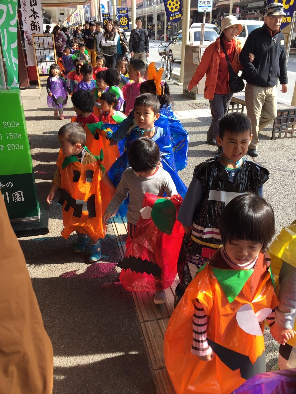 Halloween parade!!!