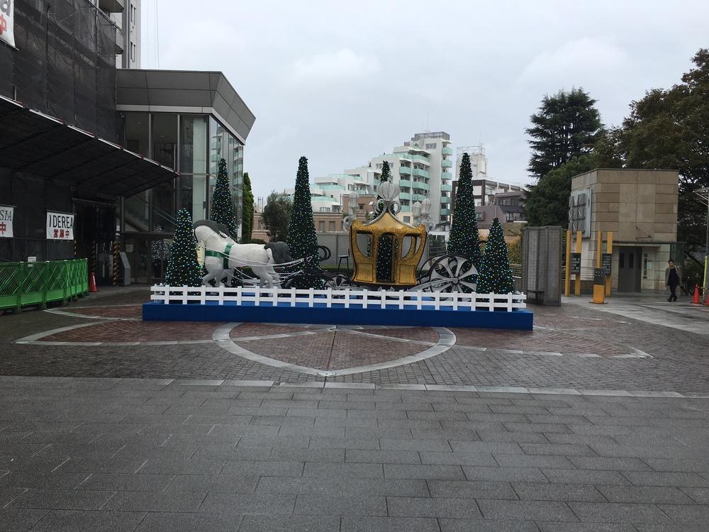 Christmas in Daikanyama
