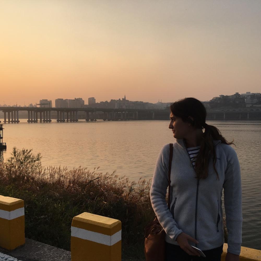 river + smog