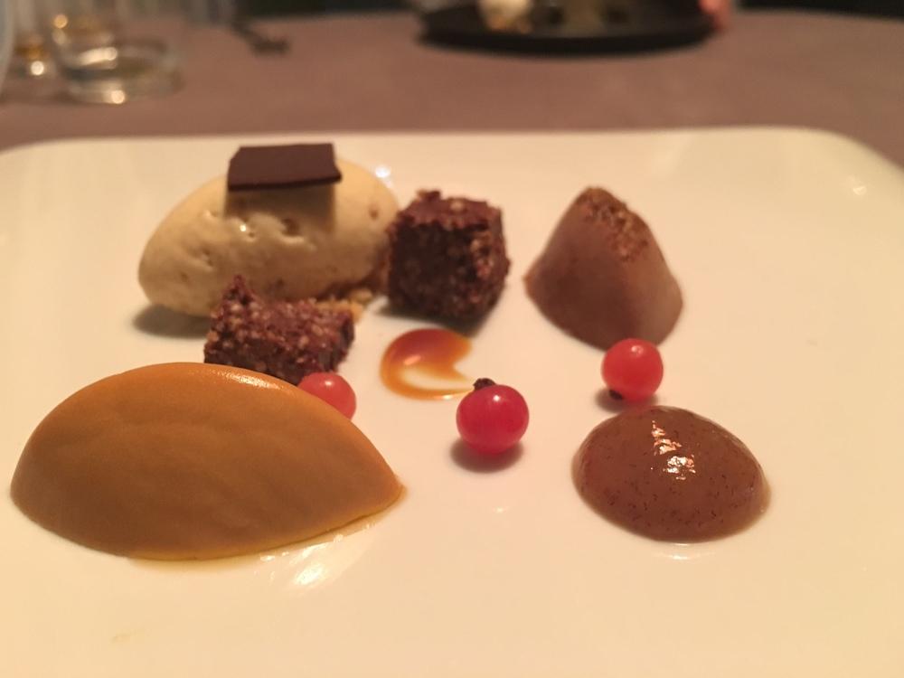 Jungsik dessert