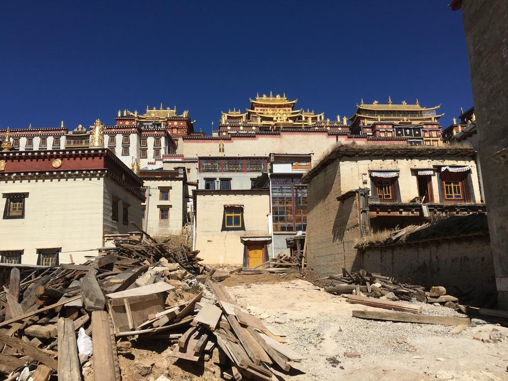 Songzanlin Monastery in Shangri La