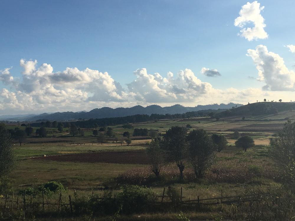 More stunning views