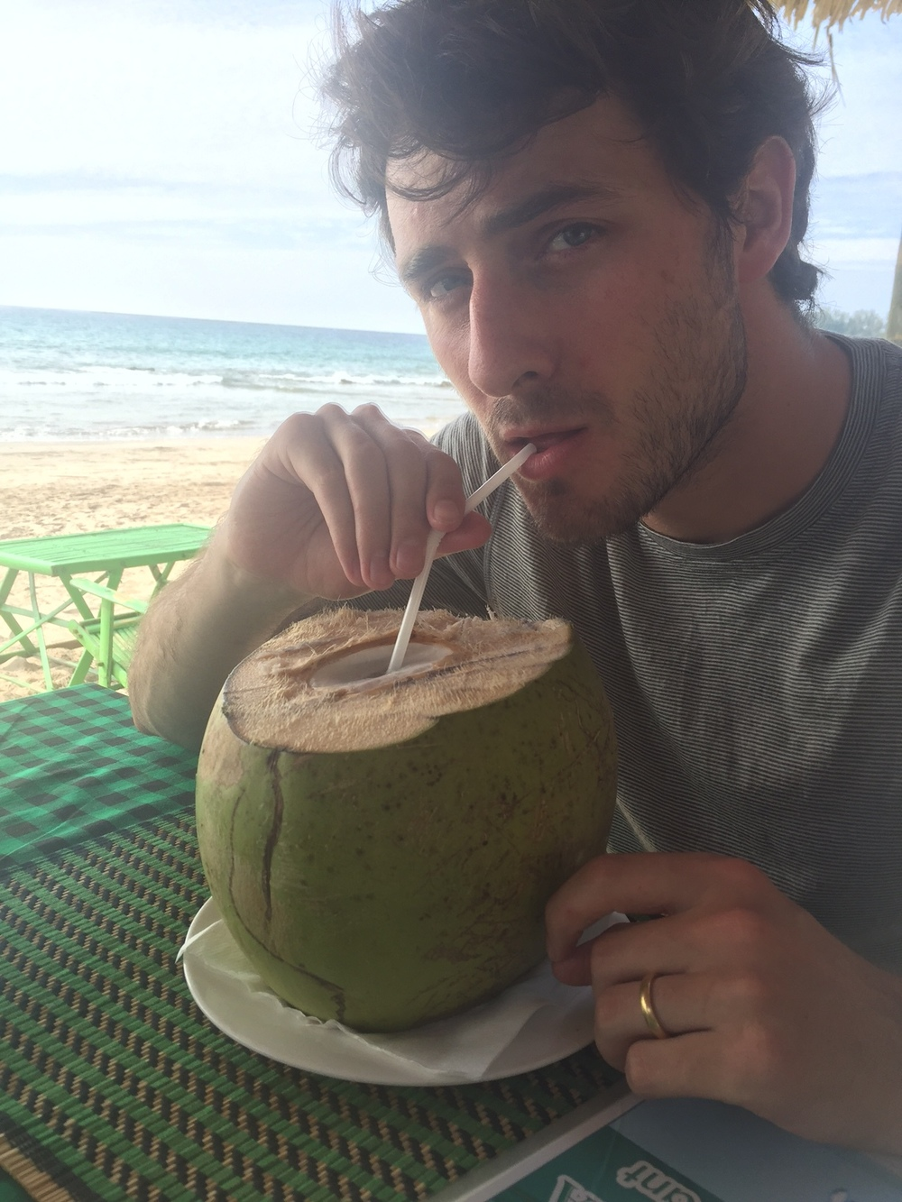 Coconut temptation
