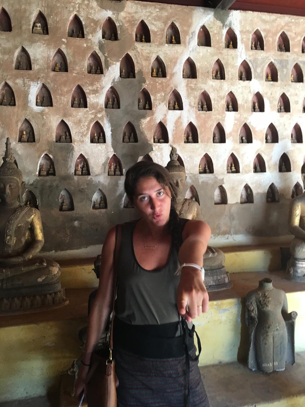 Buddha wants you...