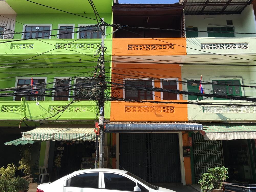 Vientiane colors