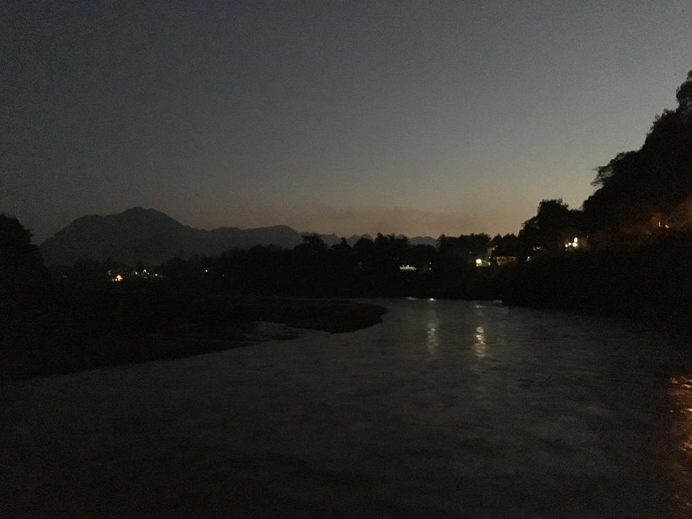 Luang Prabang views