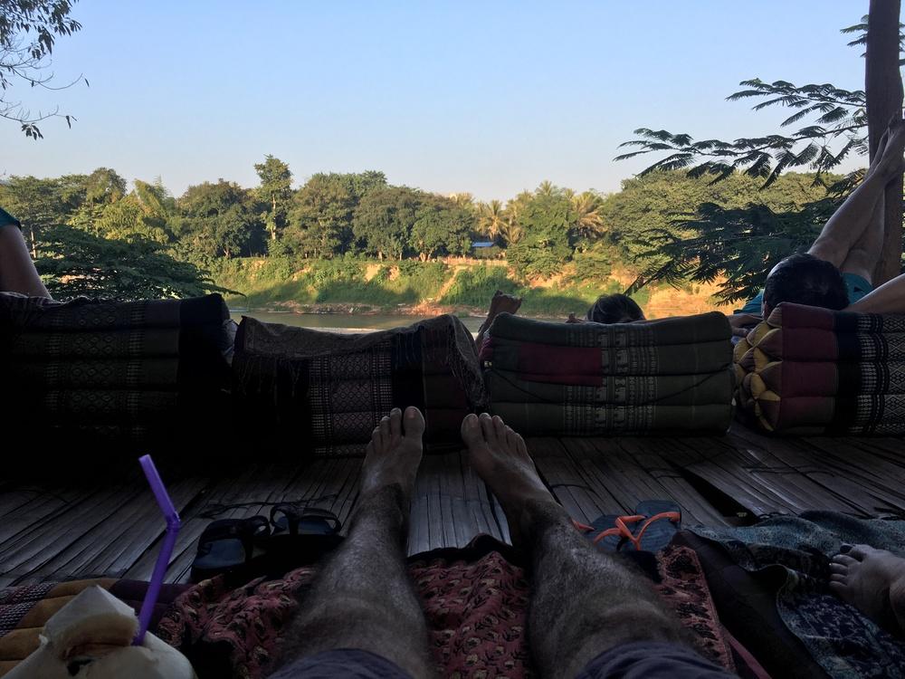 Utopia Bar -- pretty relaxing