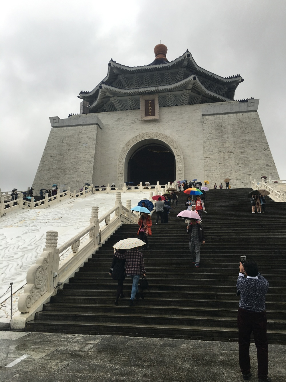 Chang Kai Shek memorial