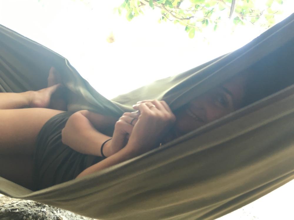 Hammock cozy
