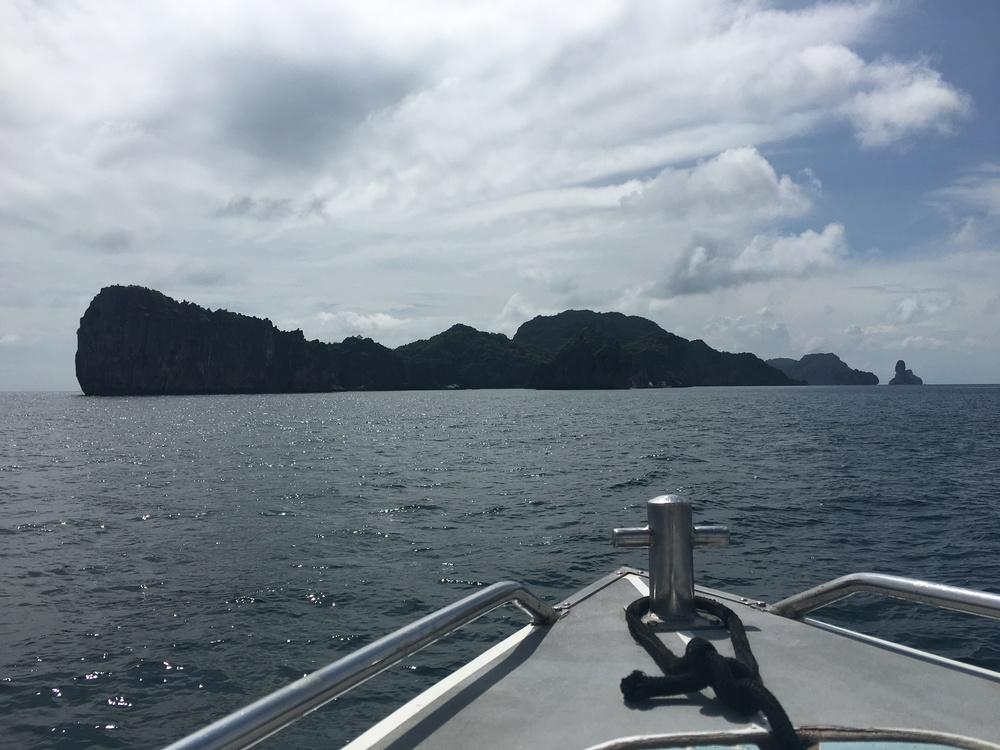 An Thong Marine Park