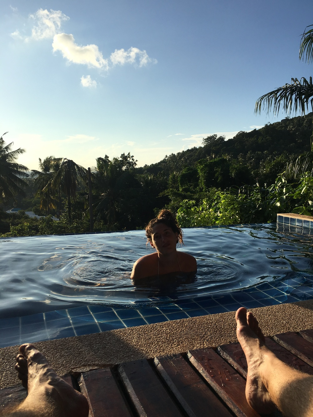 More plunge pooling