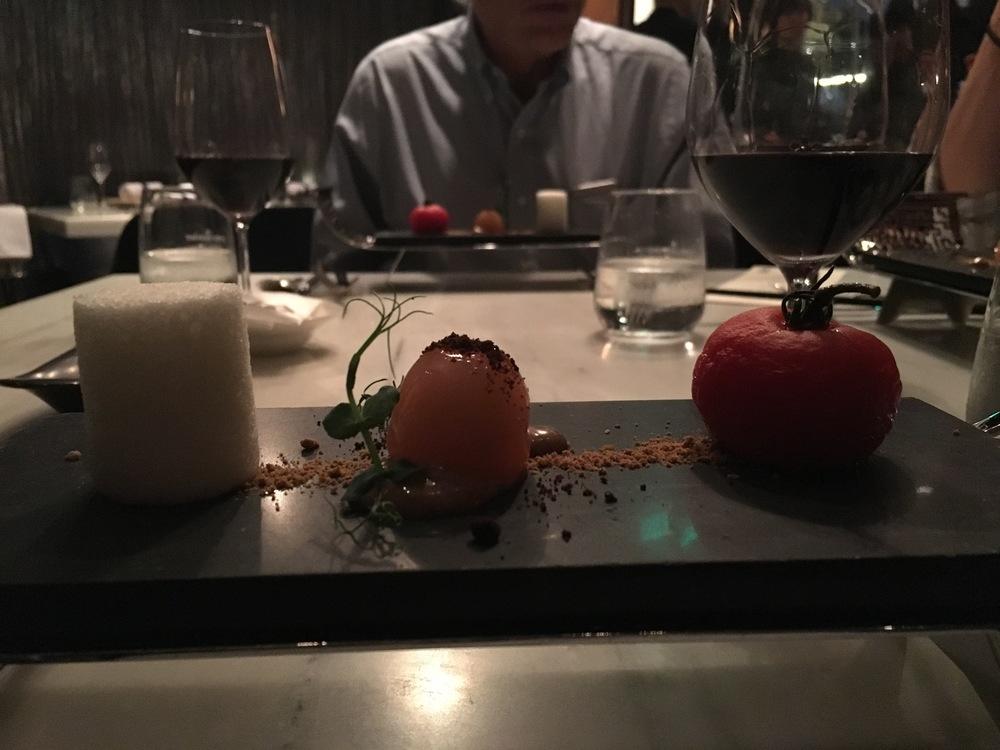 Tomatoes 3 ways