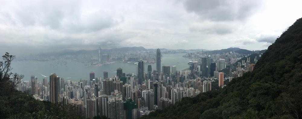 Peak views