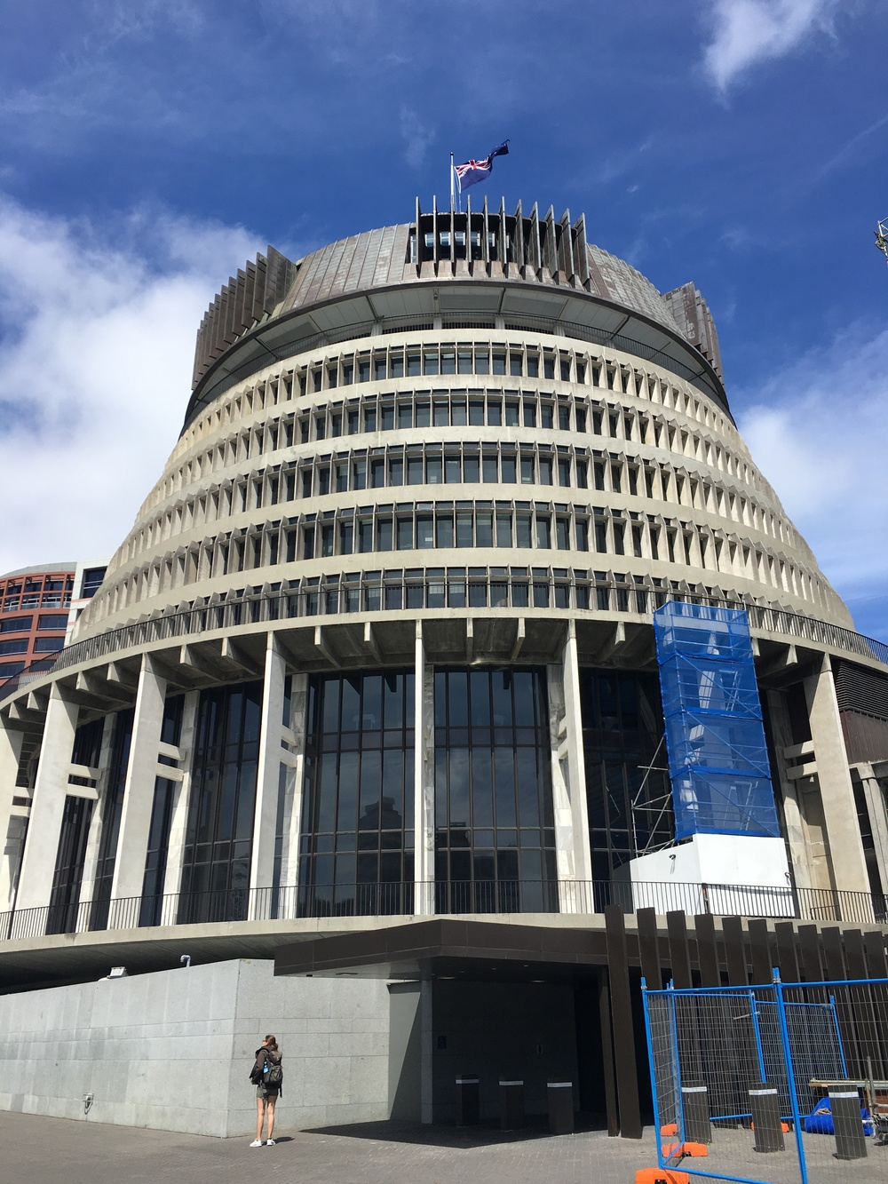NZ Parliament Building