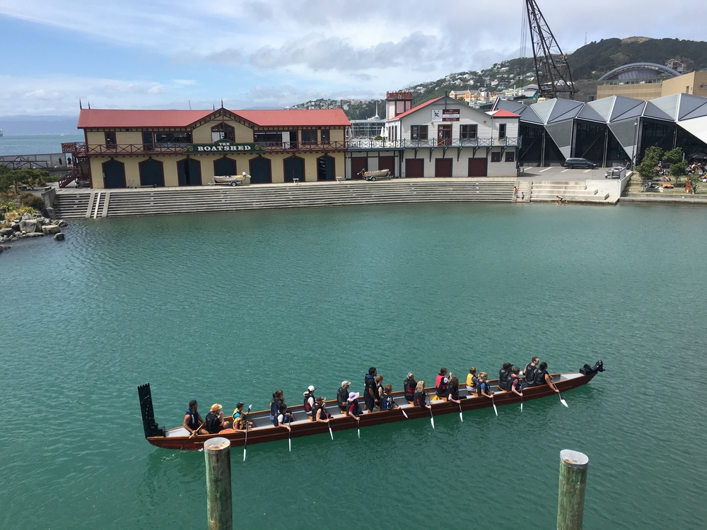 Tourists discover Maori culture