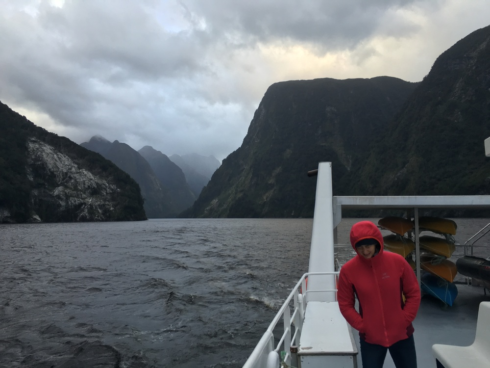 Windy Doubtful Sound