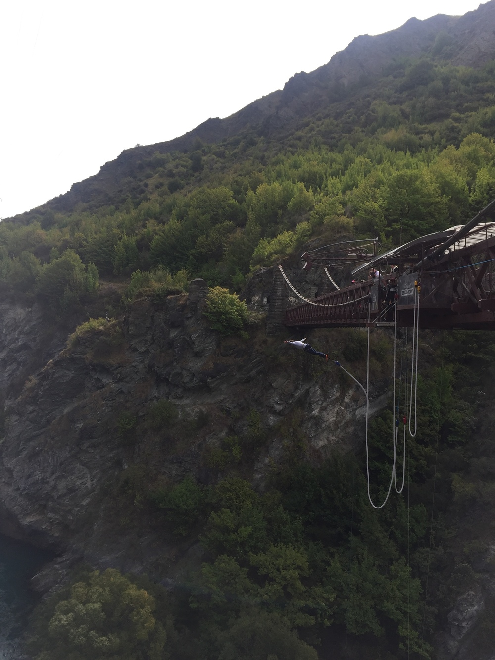 AJ Hackett Bungy Jump at Kawarau Bridge