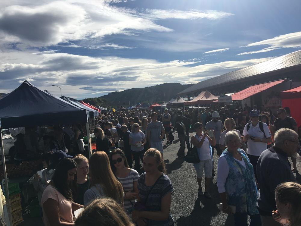 Dunedin Farmers Market