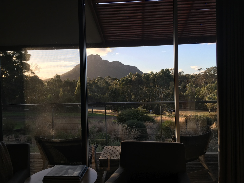 Royal Mail Hotel in the Grampians