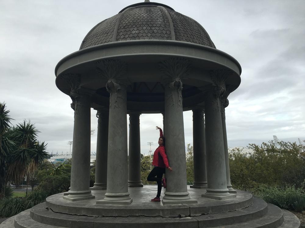 Monument shoot
