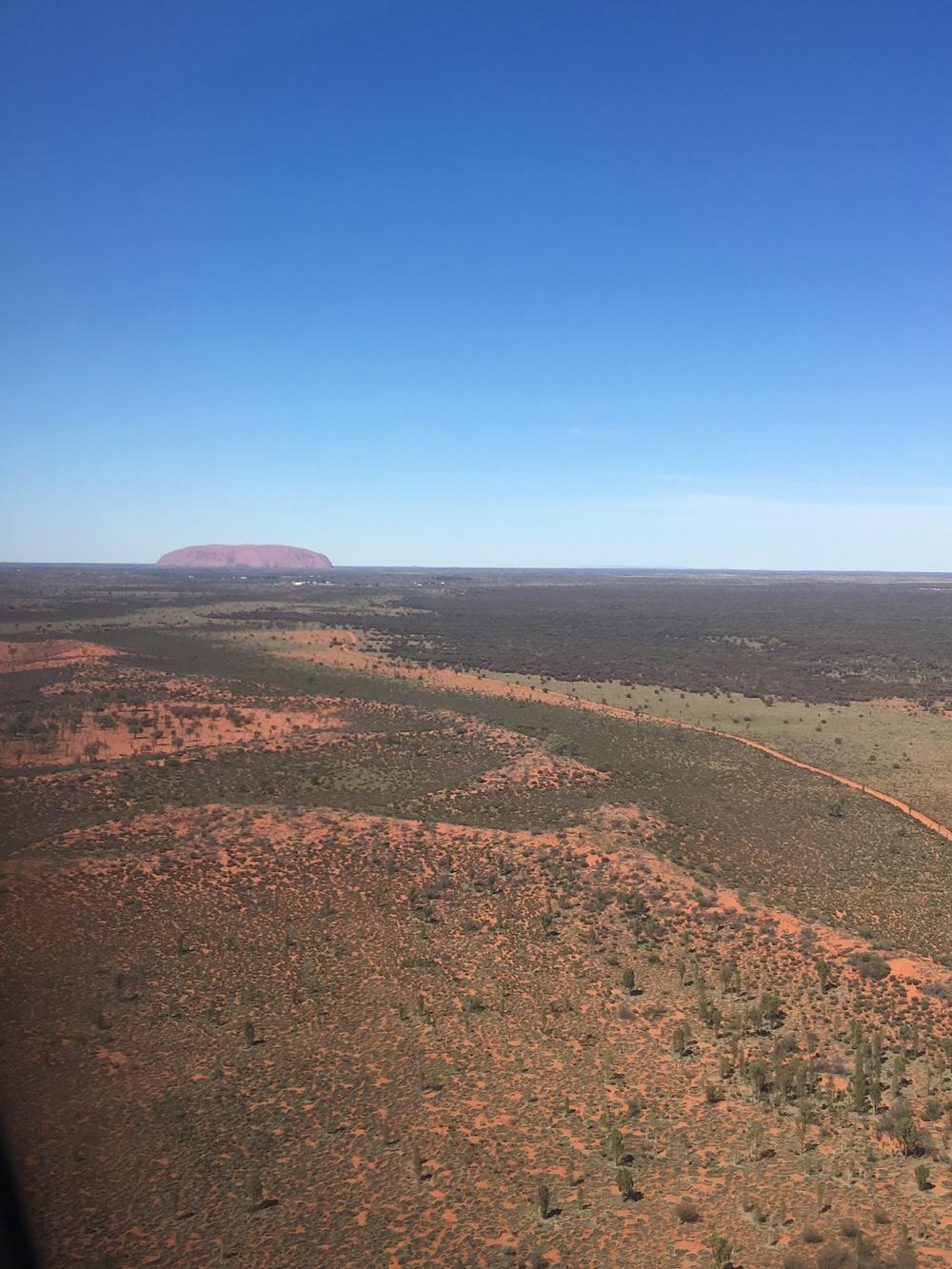 And Uluru