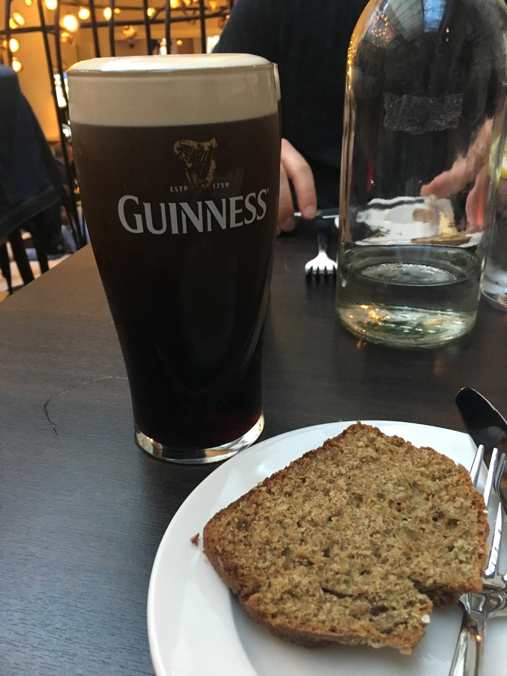 Irish staples