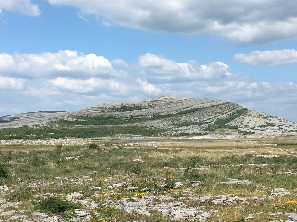 Hike in the Burren